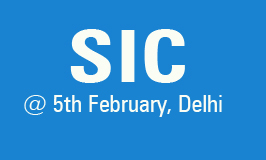 Homecoming for SIC: Delhi, 5th Feb