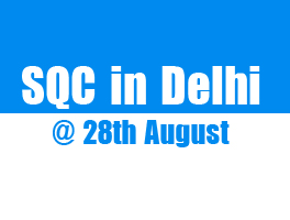 SQC Workshop at Delhi