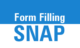 SNAP form filling