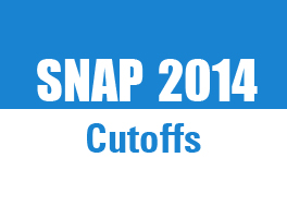 SNAP 2014 Cutoffs