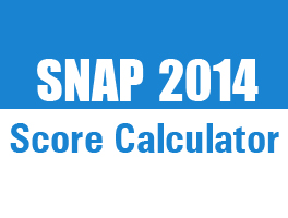 SNAP 2014 Score Calculator: Live Now