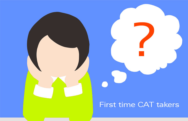 150 day strategy for first time CAT takers