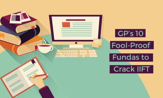 GP's 10 Fool-Proof Fundas to Crack IIFT