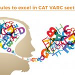 7 Rules to excel in CAT VARC section