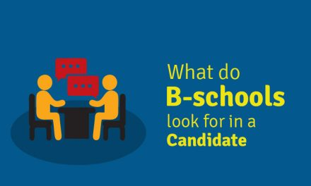 What do B-Schools look for in a Candidate
