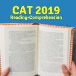 CAT 2019- Reading Comprehension for CAT