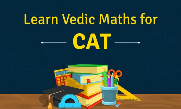 Learn Vedic Maths for CAT