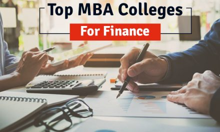 Top MBA finance colleges in India