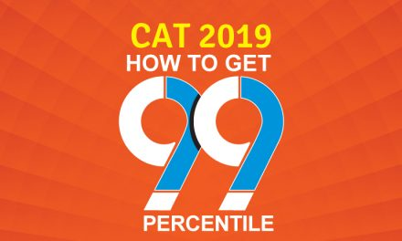 How to get a 99%ile in CAT 2019?