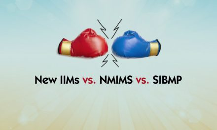 NMIMS vs New IIMs vs SIBM P