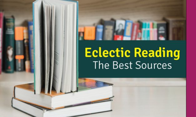 Best Sources for Eclectic Reading for Reading Comprehension